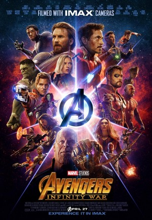 Avengers: Infinity War - IMAX Poster