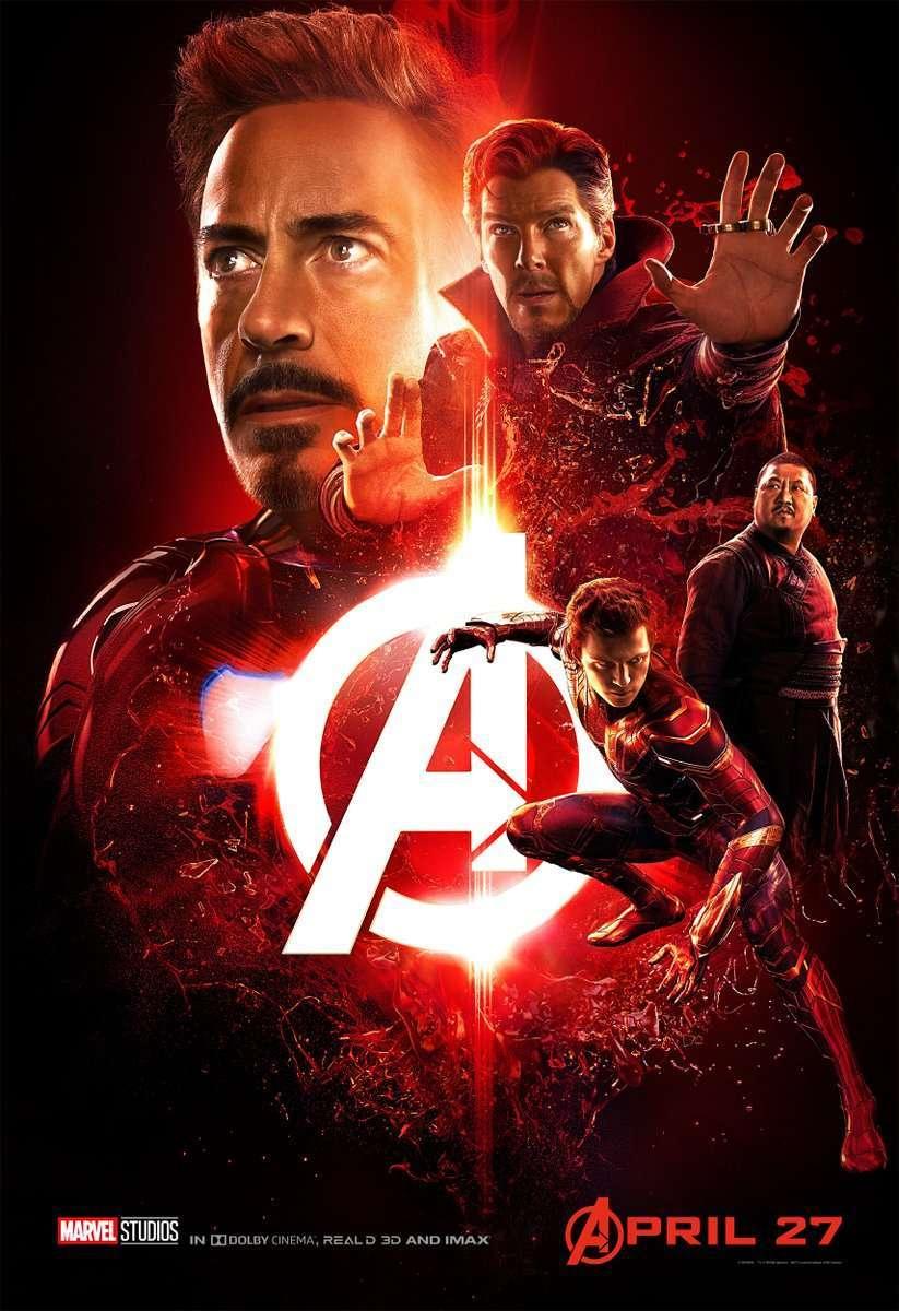 Avengers: Infinity War Poster
