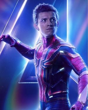 Avengers: Infinity War - Spiderman Poster