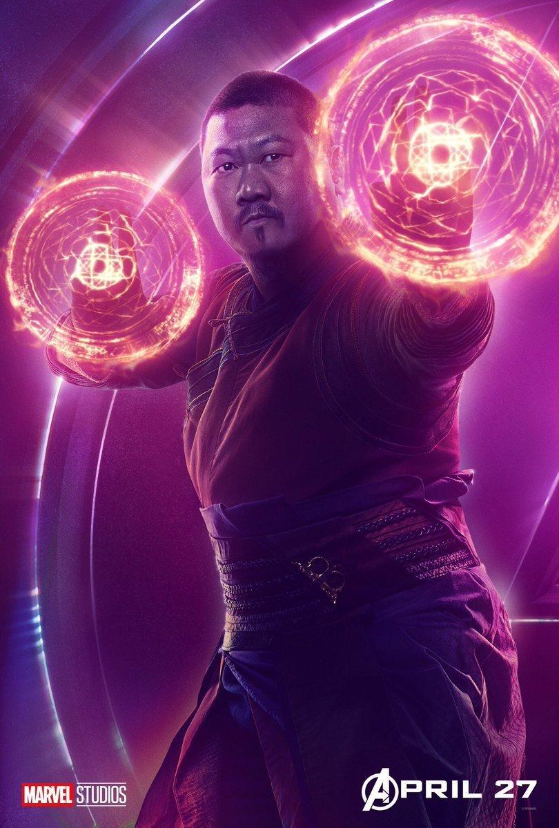 Avengers: Infinity War - Wong Poster