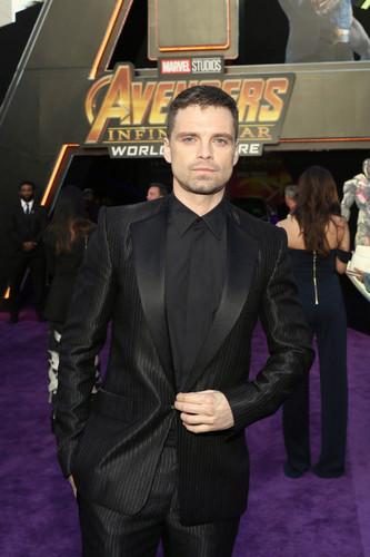 Avengers: Infinity War 1 & 2 壁纸 titled Avengers Infinity War World Premiere