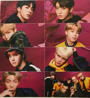 BTS (Face Yourself)