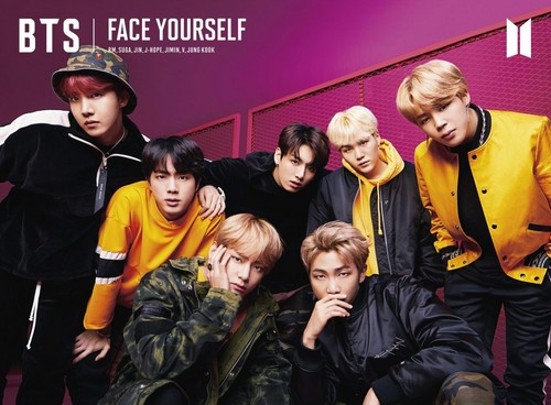 BTS achtergrond called BTS (Face Yourself)
