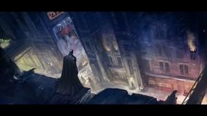 배트맨 in Arkham City