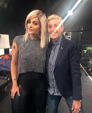 Bebe and Ellen