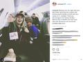 Best Friends! - Stemily on Instagram - stephen-amell-and-emily-bett-rickards photo