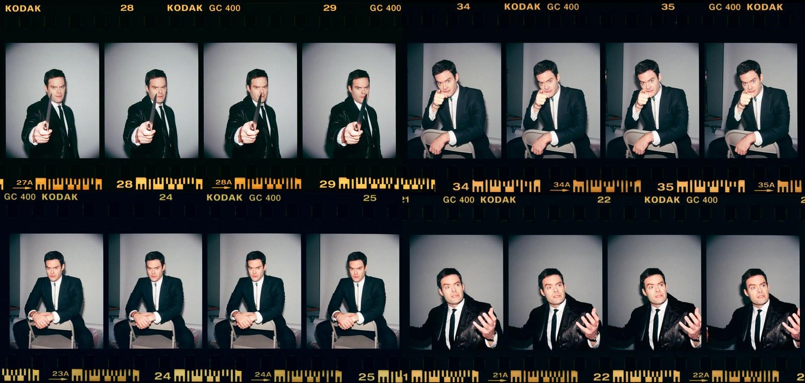 Bill Hader - GQ Photoshoot - 2018