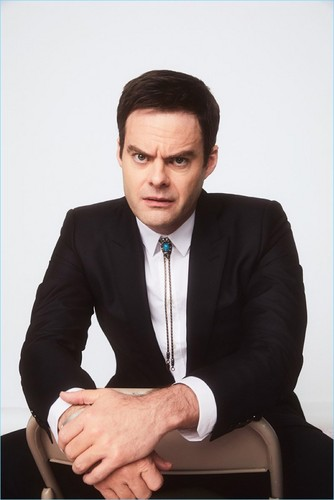 Bill Hader fondo de pantalla titled Bill Hader - GQ Photoshoot - 2018