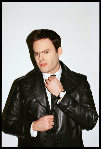 Bill Hader Hintergrund titled Bill Hader - GQ Photoshoot - 2018