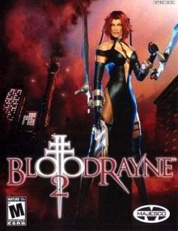 Video Games achtergrond called Bloodrayne 2