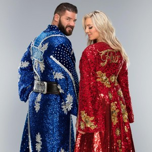 Bobby Roode and 夏洛特 Flair