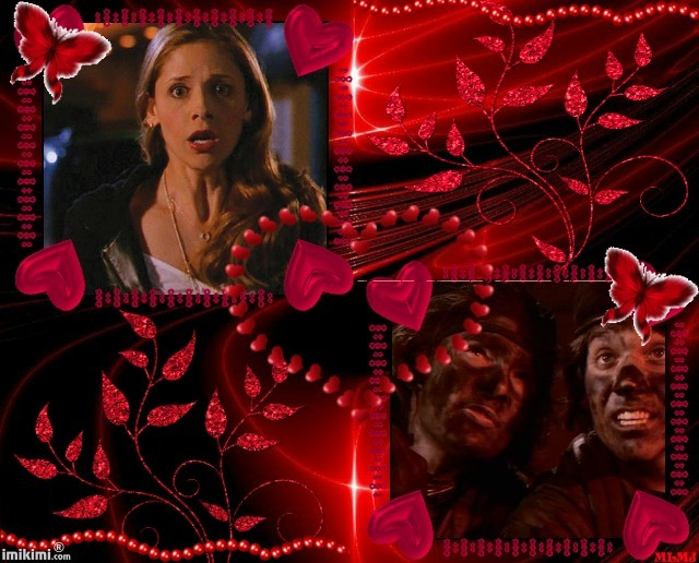 Buffy Passion Frogs