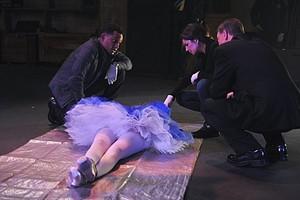 """CSI: NY ~ 9.07 """"Clue: SI"""""""