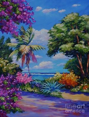 Caribbean Scenery