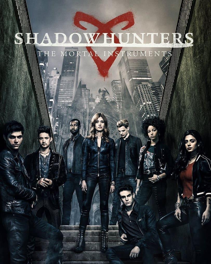 Cast Shadowhunters Tv Show Photo 41241047 Fanpop