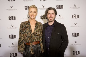Charlize Theron and Jason Reitman at SFFilmFest 2018