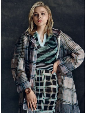Chloë Moretz for L'Officiel Magazine [April 2018]
