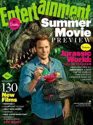 Chris Pratt - Entertainment Weekly Cover - 2018