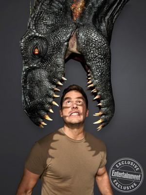 Chris Pratt - Entertainment Weekly Photoshoot - 2018