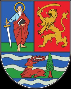 کوٹ of arms of Vojvodina