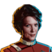 Commander Chapel - star-trek icon