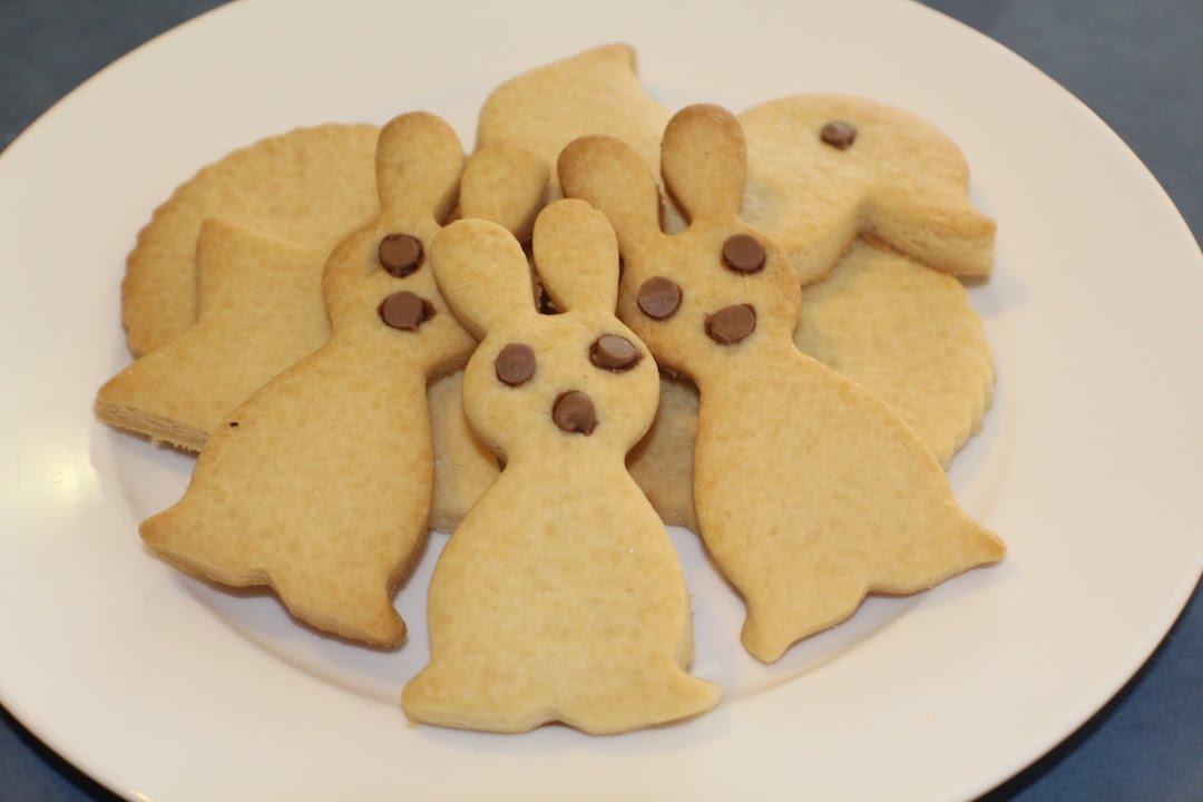 Condensed lait biscuits, cookies