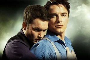 Cpt. Jack Harkness & Ianto -Torchwood Gay Couple