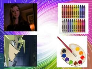 Dawn, Yami and the Arts