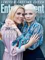 Dawson's Creek Reunion - michelle-williams wallpaper