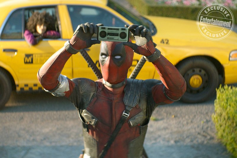 Deadpool 2 First Look picture