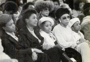 Donny Hathaway's Funeral In 1979