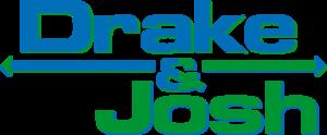 itik jantan, drake and Josh Logo 3