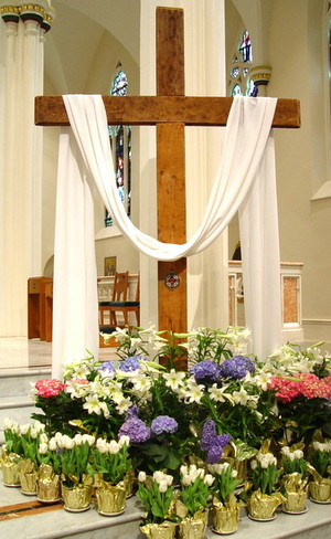 Easter Services In Church