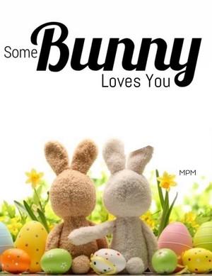 Easter/spring 💙