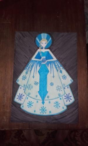 Elsa's Mural