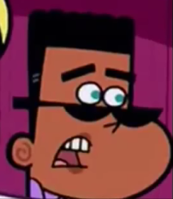 The Fairly OddParents karatasi la kupamba ukuta entitled FOP- Chad