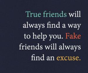 Fake Freunde