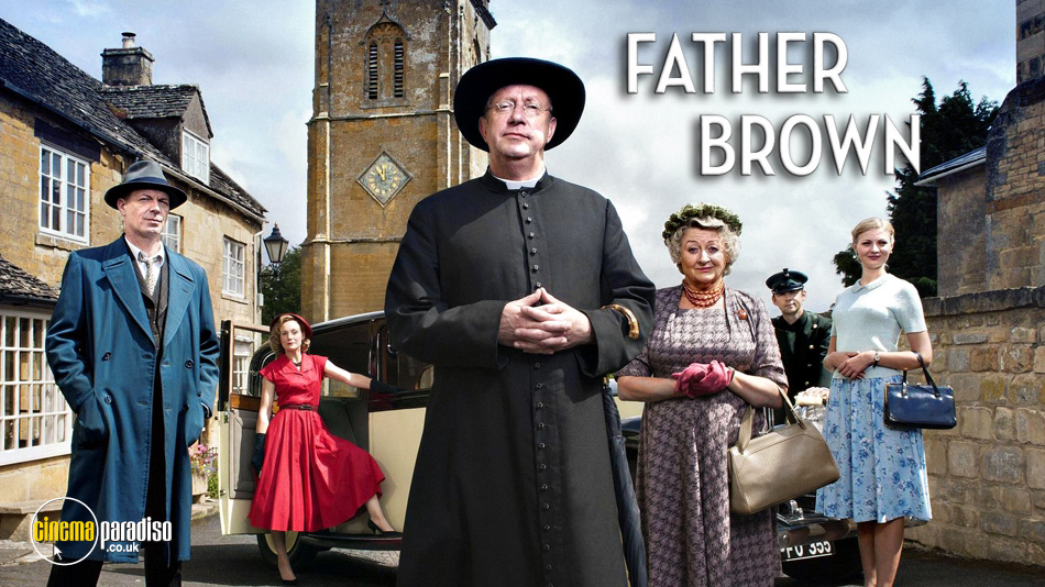 Father Brown 3x08, 3x09 y 3x10 Espa&ntildeol Disponible