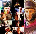 yêu thích Characters ~ Lucius Vorenus (Rome)