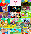 Favorite Shows ~ Home Movies