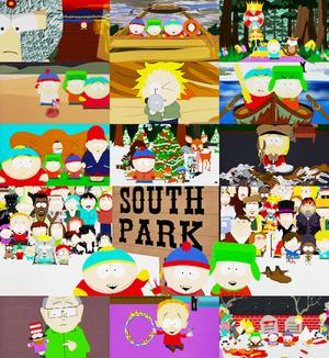 favoriete Shows ~ South Park