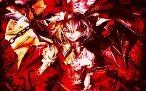 Flandre And Remilia Scarlet