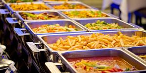 nourriture Catered par Fligner's