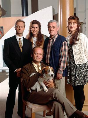 Frasier Cast ~ Season 1