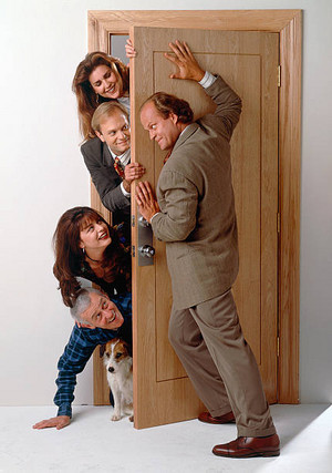 Frasier Cast ~ Season 1