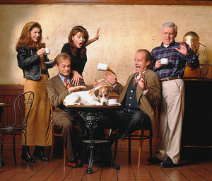 Frasier Cast ~ Season 2
