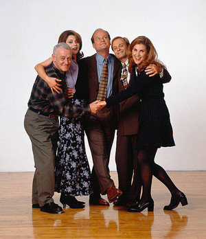 Frasier Cast ~ Season 3