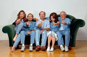 Frasier Cast ~ Season 3