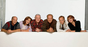 Frasier Cast ~ Season 6
