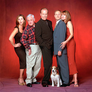 Frasier Cast ~ Season 7